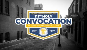 COGIC 111th Holy Convocation @ America's Center Convention Complex | St. Louis | Missouri | United States